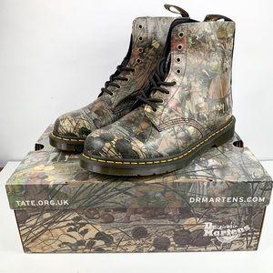 DR. MARTENS Richard Dadd Tate Boots Sz 12